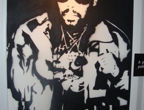 Grafite Preto e Branco